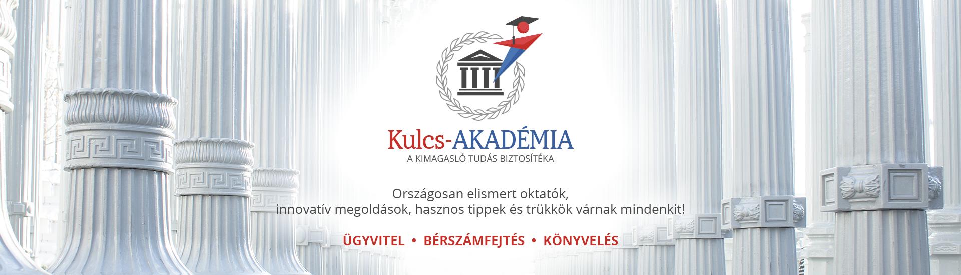 Kulcs-Soft Akadémia